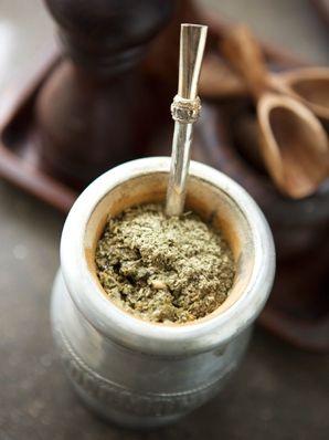 How to make yerba mate tea.