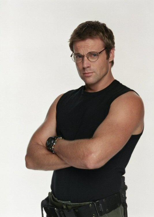 """Dr Daniel Jackson"" (Stargate SG-1) he was always my favorite"