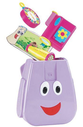 La mochila de Dora Exploradora
