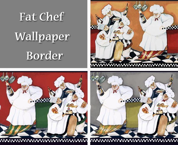 chef wallpaper border related - photo #3