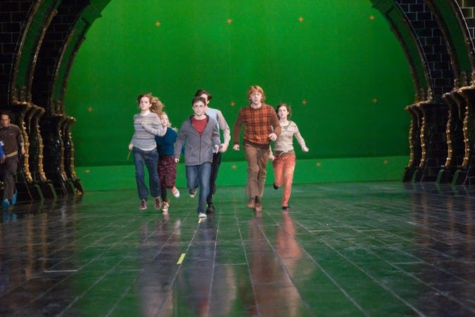 Green Screen Produtos Do Harry Potter Serie Harry Potter Harry Potter Filme