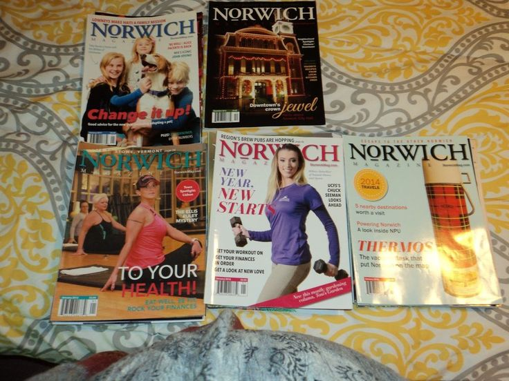 Norwich Magazine Connecticut Norwich Bulletin News Bulk Lot of 38 Issues
