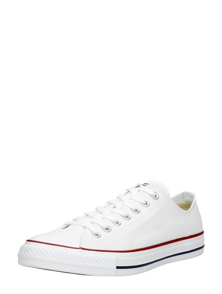 Converse Chuck Taylor All Stars lage witte heren sneakers