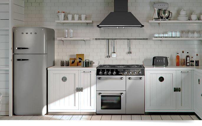 38 best smeg images on pinterest kitchen ideas kitchens for Smeg kitchen designs