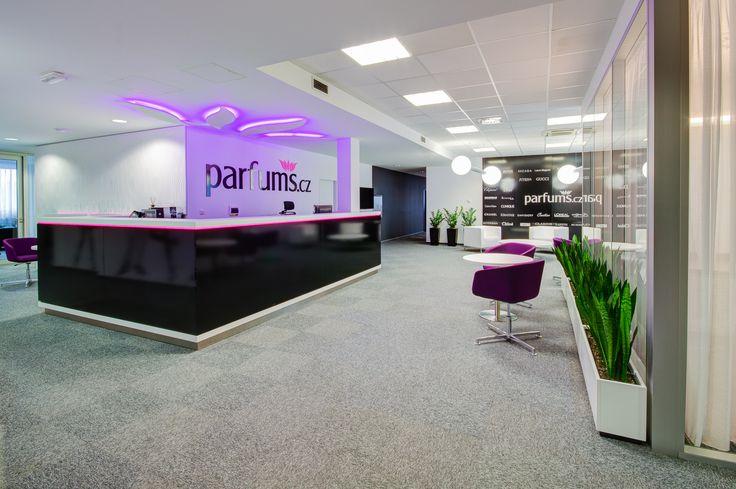 parfums.cz - naše nové pracovní prostory :)