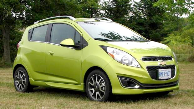 2013 Chevy Spark Review | NewRoads Chevrolet Dealer Newmarket, Ontario