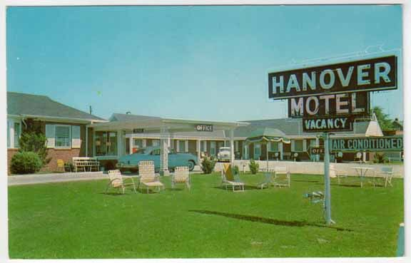 Hanover motel u s 301 hanover va old historic for Motel one wellness
