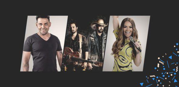 Anitta recebe Solange Almeida, Pablo e a dupla Fernando & Sorocaba no 'Música Boa Ao Vivo'