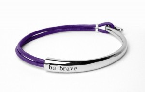 Crohn's & Colitis Bracelet Www.bravelets.com/purpleproject please contact me for percentage off & how to donate 10$ to my soon to be non-profit! All jewelry is purple & durable. Please consider helping Kjocrabb@gmail.com or FB me at #purpleproject