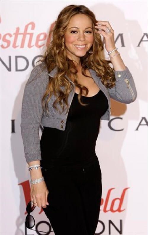 Mariah Carey | Mariah Carey's solution for her pregnant dog and tips on helping a dog ...