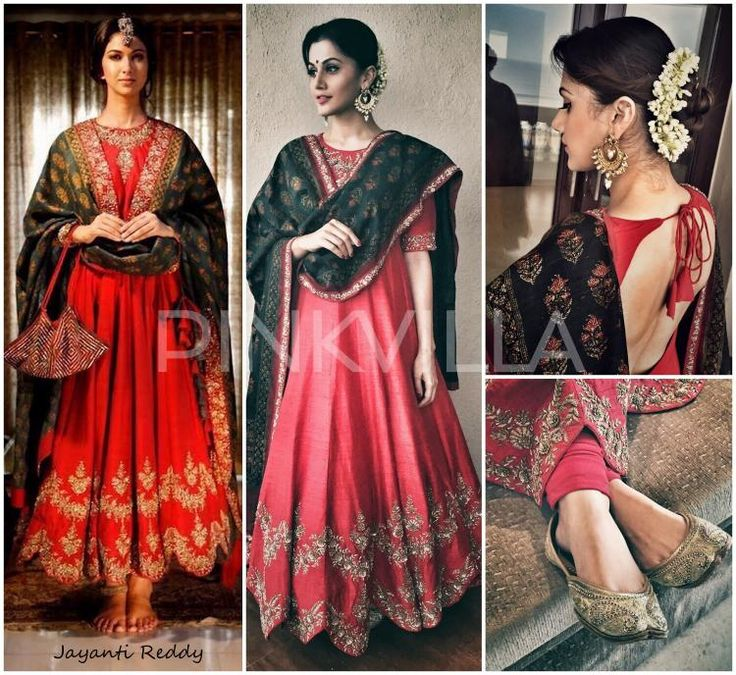 Yay or Nay : Taapsee in Jayanti Reddy | PINKVILLA