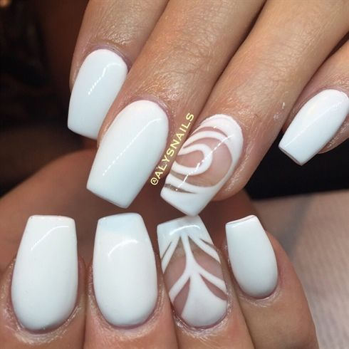 33 best embedded acrylic colored acrylic nail designs images on snowwhitebyalysnails nailartgallery prinsesfo Images
