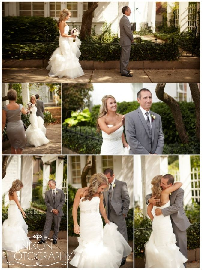 135 best first look photos images on pinterest bride groom the great first look i love how he is admiring every detail love junglespirit Images