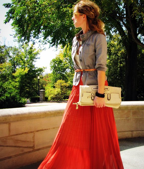 A Portrait Of Feminine Dress, Part 4~ Running Errands | Deep Roots at Home