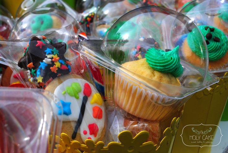 Dulces baldes Holy Cake www.holycake.cl
