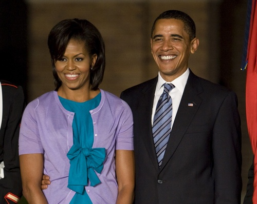 president and first lady obama images - Google Search