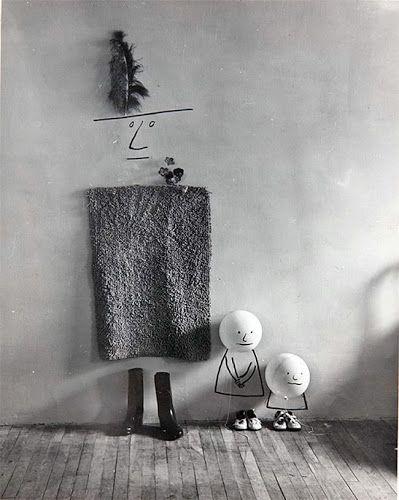 Saul Steinberg, wonderful :)