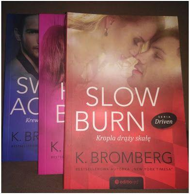 """Poligon domowy: Przeszłość, seks, uczucie... """"Slow burn"""" Bromberg"""