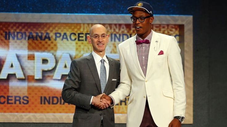 Myles Turner's game seems to have come a long way in only a few short months.