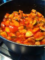 Carry's Kitchen: Recept: Varkensfilet in zoetzure saus