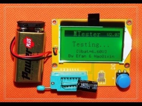17 Best Images About Capacitor Testing And Esr Resourses