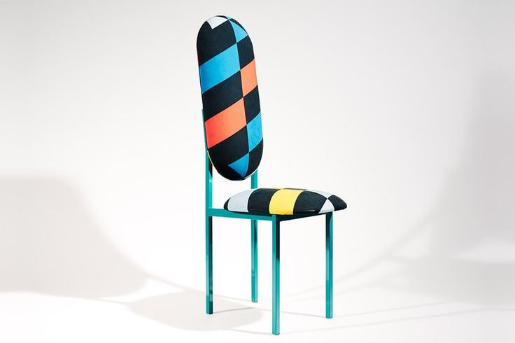 THE TALL CHAIR - HEX PATTERN
