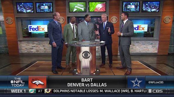 CBS Sports Studio 43 | NewscastStudio