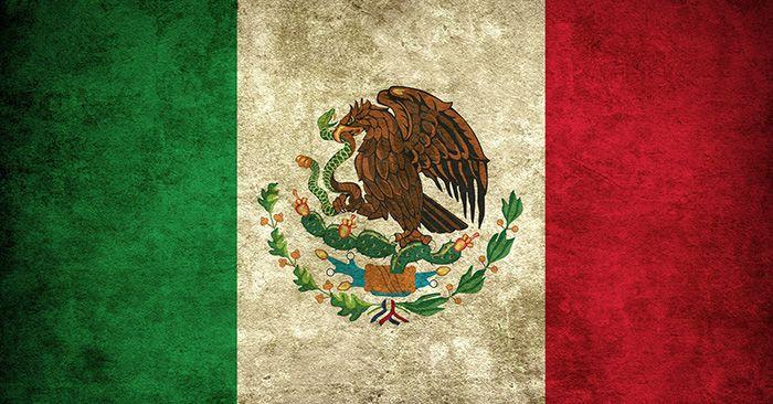 bandera de mexico - razones para no visitar mexico