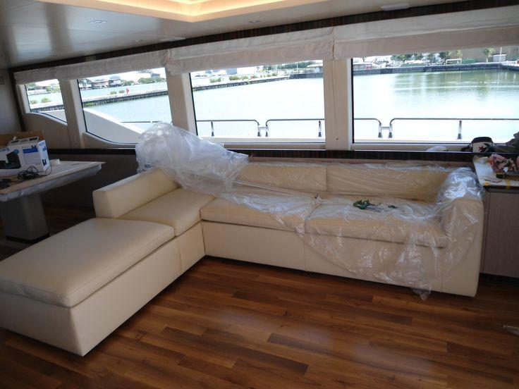 Fornitura divano su misura Canados suv 90.  Prodotti Arredamenti Carbone Chiavari