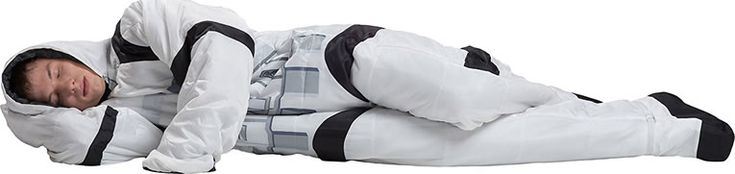 Star Wars Selk'bag Sleeping Bag Lets Us Walk Anywhere As Darth Vader, Chewbacca, Stormtrooper & Rebel Pilots  #camping #cosplay #sleep #starwars That's it. We've just sold, donated, or burned every scrap of outerwear we own. Why would we possibly want to wear anything else when the Star Wars Ad...