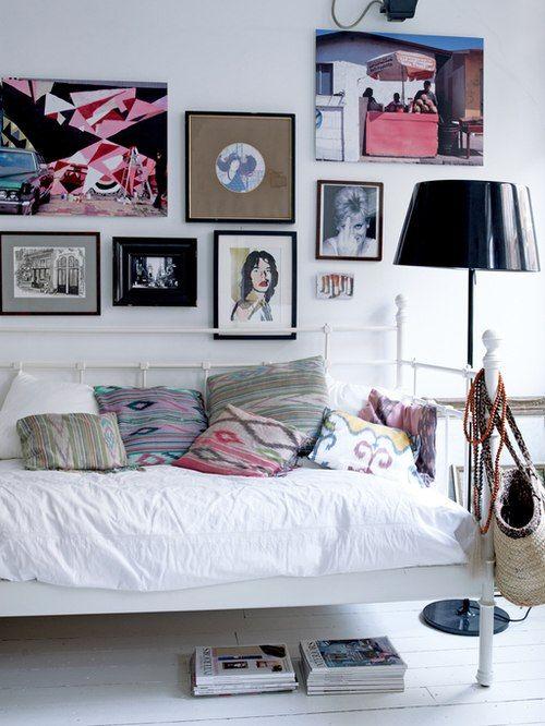 комната, дизайн, интерьер , идеи для дома, декор, комната подростка, спальня, книги