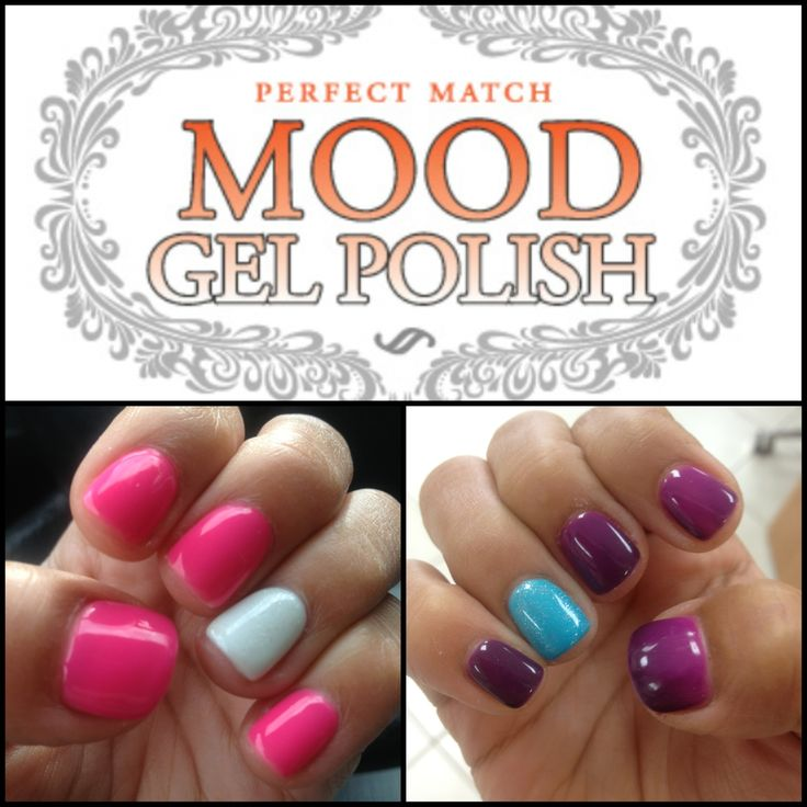 44 best Thermal Gel Polishes images on Pinterest | Gel nail varnish ...