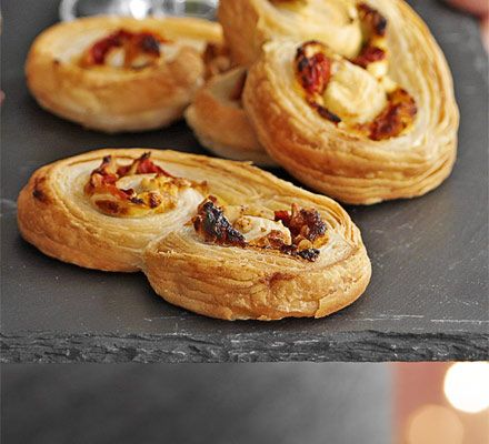 Cheese Palmiers Bbc Good Food