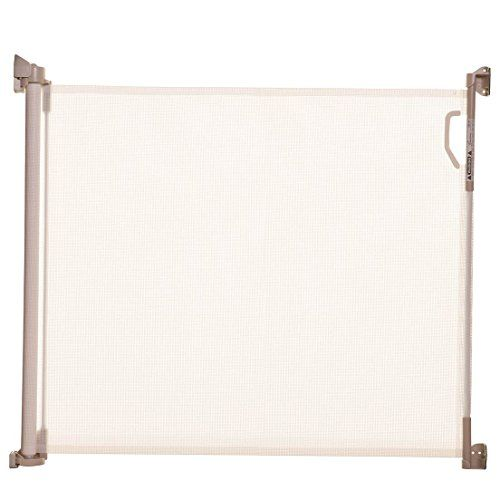 Bindaboo B1136/L821 Retractable Gate in White