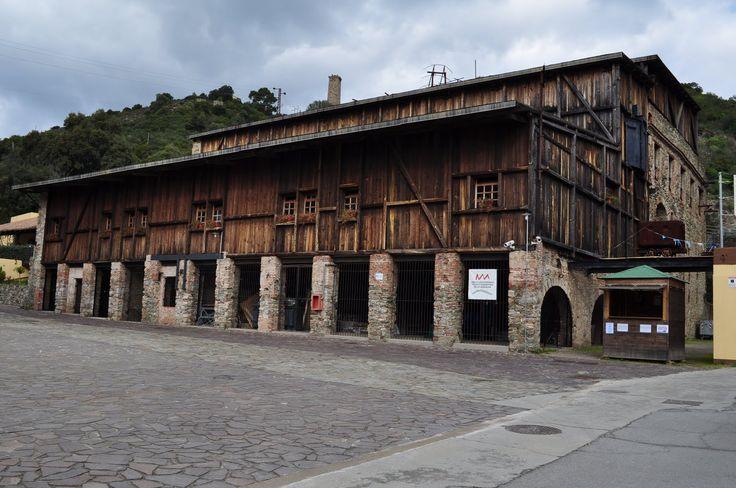 Mining village of Rosas