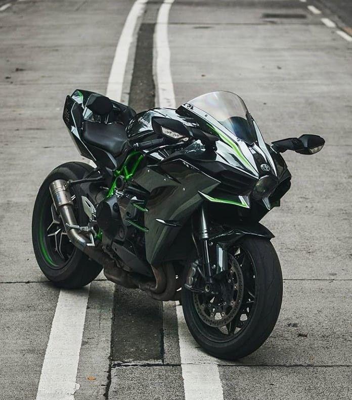 Bikes Honda Ninja H2 Ritten Honda Man In 2020