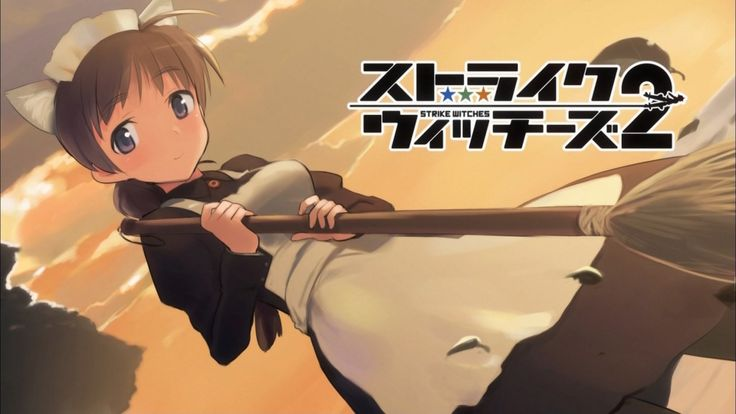 widescreen wallpaper strike witches
