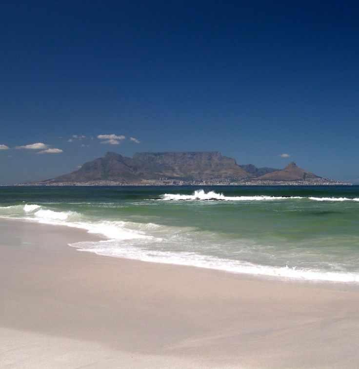 Cape Town Beaches.