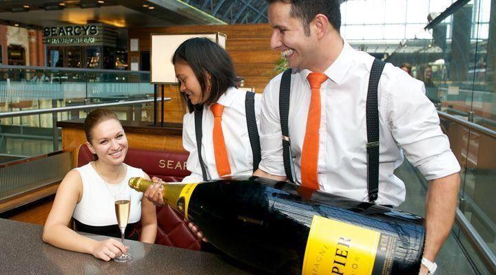 Searcys Champagne Bar London