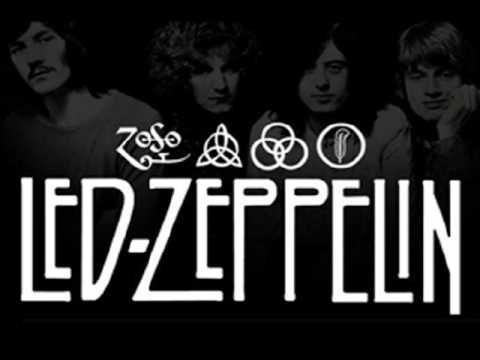 """▶ Led Zeppelin - Your Time Is Gonna Come - YouTube.  Never """"just"""" a bass player, John Paul Jones' organ makes this song."""