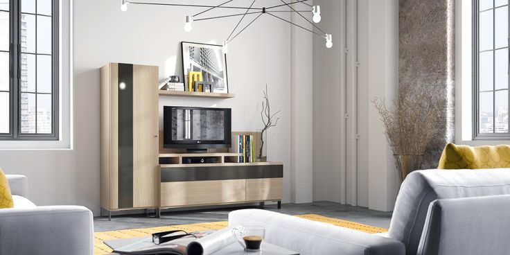 Collection MODULÉO by Ernest Menard | meuble bois | Made in France | 10 years guarantee. www.ernest-menard.fr