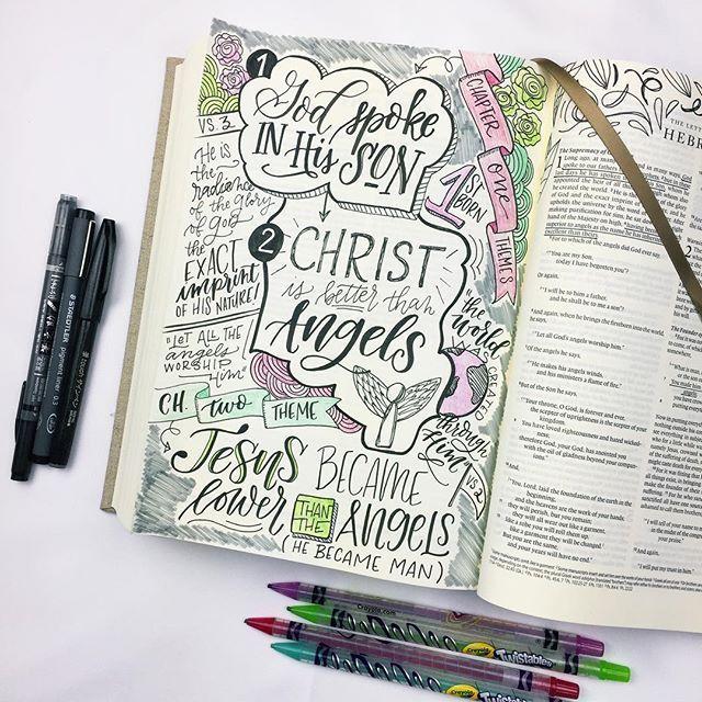 45 best sketchnotes images on pinterest sketch notes for Hand lettering bible journaling