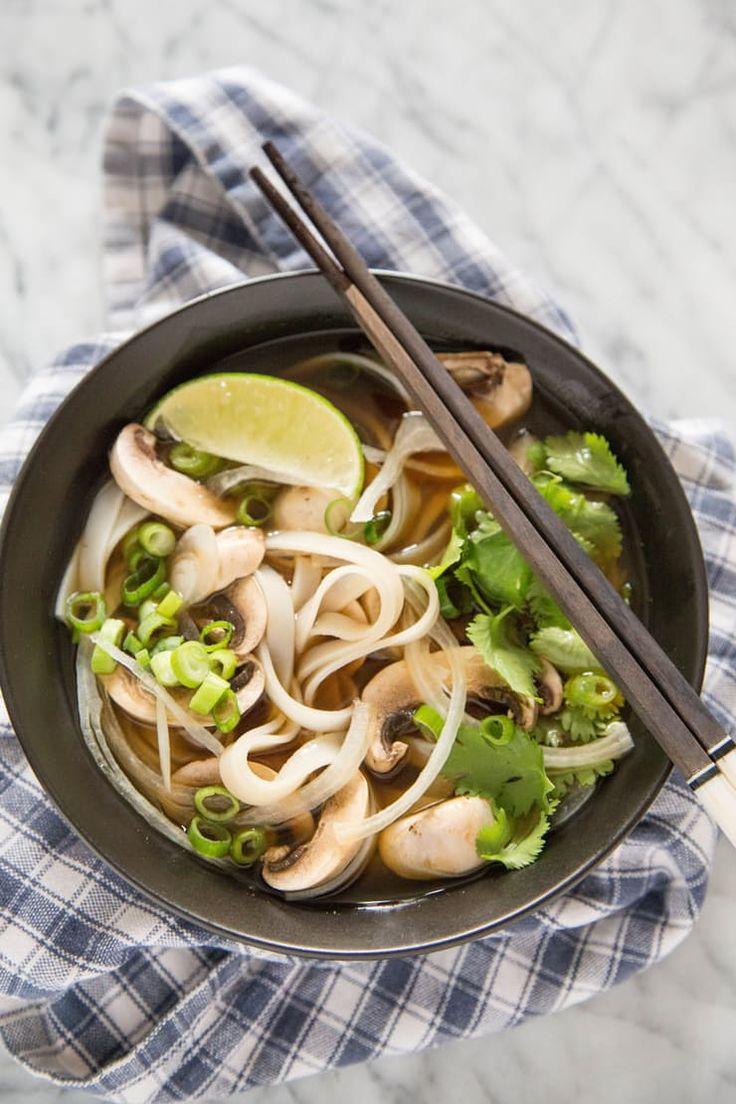 ... Soup on Pinterest | Pho recipe, Pho recipe easy and Vietnamese pho