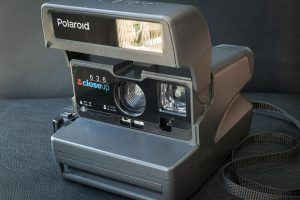 Test du Polaroid 636 Close Up