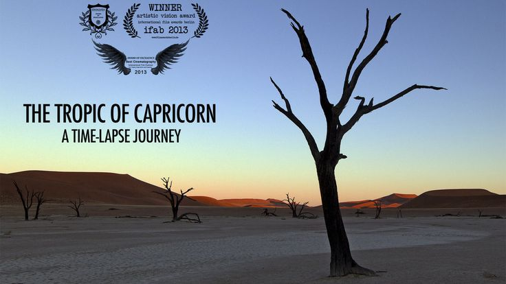 THE TROPIC OF CAPRICORN on Vimeo