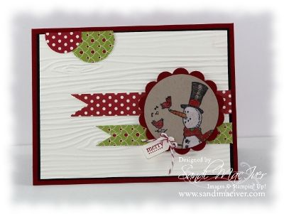 Stampin Up Snow Much Fun, card by sandi maciver    http://stampingwithsandi.com/snow-much-fun-mojoing/
