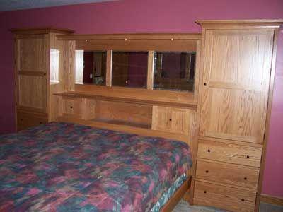 15 best bedroom set images on Pinterest | Bedroom suites, Amish ...