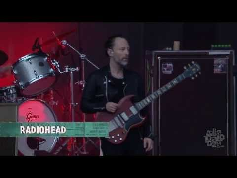 Radiohead Burn The Witch Live at Lollapalooza  29/07/2016 (Chicago) HD - YouTube