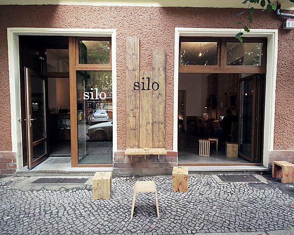 silo, Berlin