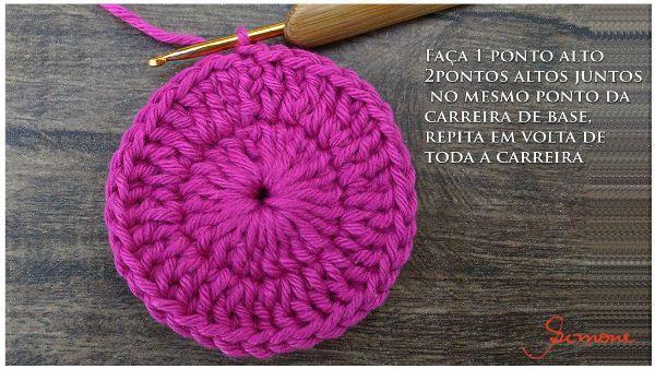 Cómo Tejer Flor Mandala Fácil Crochet / DIY - Paso a Paso